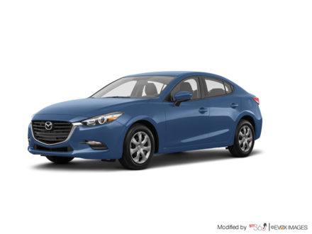 Mazda MAZDA 3 GX AUTO  2018