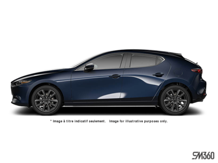 2019 Mazda Mazda3 Reservez essaie de Route MTN / Book Test Drive NOW