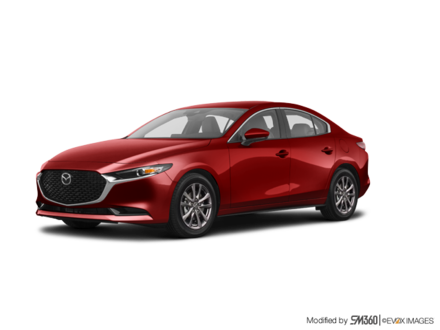 2019  Mazda3 GS at AWD