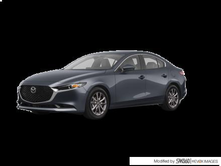 2019 Mazda Mazda3 GS at
