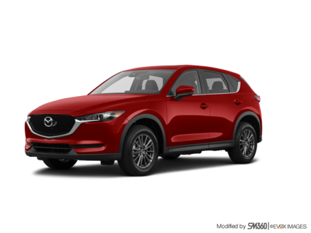 Mazda CX-5 GS FWD at 2019
