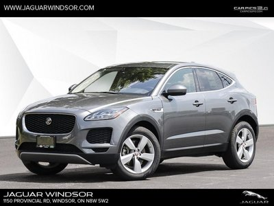 2018 Jaguar E-PACE S  - Heated Seats - SiriusXM - $361.68 B/W