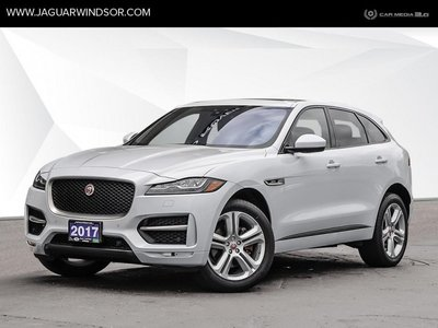 2017 Jaguar F-Pace - $336 B/W