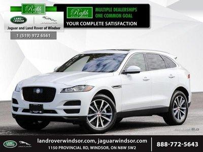 2019 Jaguar F-Pace - $425.60 B/W