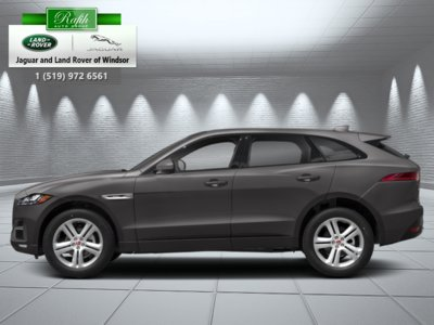 2019 Jaguar F-Pace - Black Package - $439.93 B/W