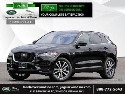2019 Jaguar F-Pace - $429.96 B/W