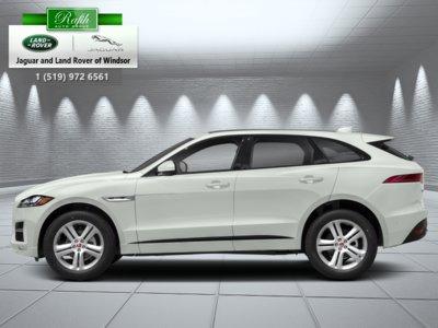 2019 Jaguar F-Pace - Navigation - $380.08 B/W