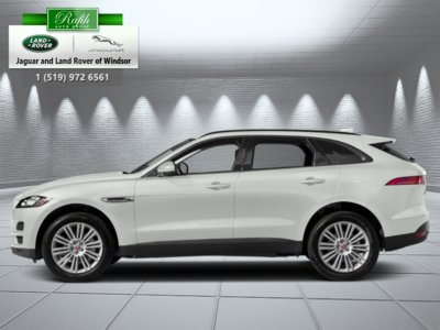 2019 Jaguar F-Pace - $413.56 B/W