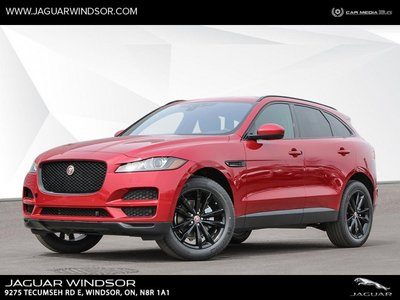 2019 Jaguar F-Pace - Black Package - $457.62 B/W