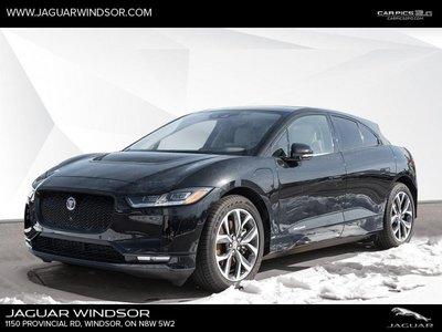 2019 Jaguar I-PACE - Black Package - Front Fog Lamps