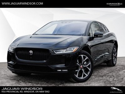 2019 Jaguar I-PACE - Black Package - Front Fog Lamps