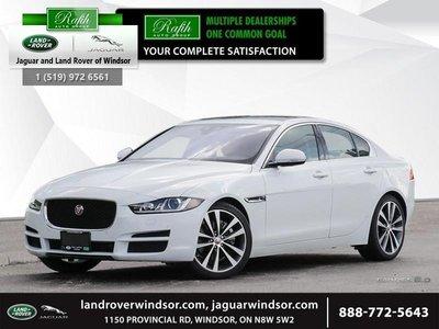 2018 Jaguar XE 20d AWD Prestige  - SiriusXM - $383.57 B/W