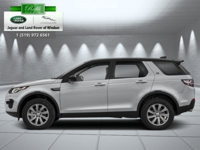 2019 Land Rover DISCOVERY SPORT LOANER