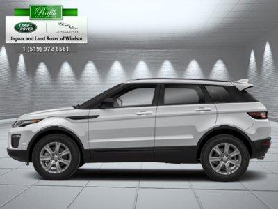 2019 Land Rover Range Rover Evoque Landmark Special Edition