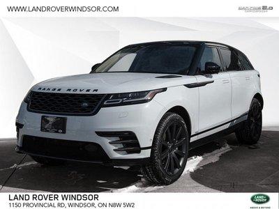 2019 Land Rover Range Rover Velar R-Dynamic HSE