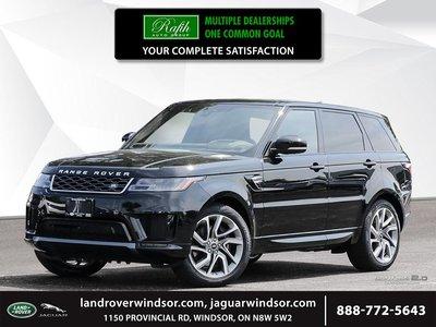 2018 Land Rover Range Rover RANGE ROVER FULLSIZE