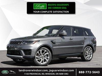 2018 Land Rover Range Rover RANGE ROVER SPORT