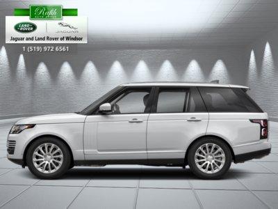 2019 Land Rover Range Rover BIDDLE