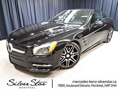 2015 Mercedes-Benz SL550 Roadster