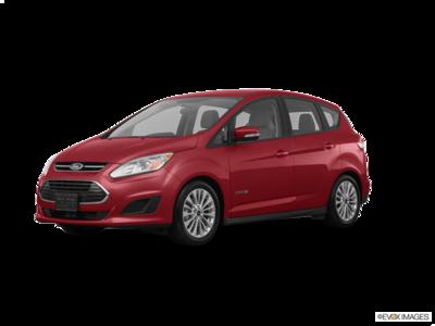2017 Ford C-MAX C-MAX HYRD TITANIUM