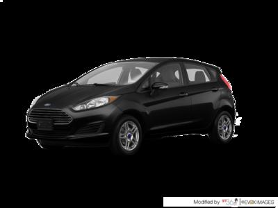 2017 Ford Fiesta FIESTA 5-DR HATCH SE