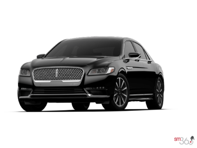 2017 Lincoln Continental CONTINENTAL AWD