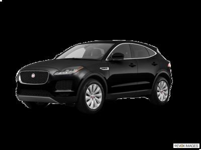 2018 Jaguar E-PACE E-PACE