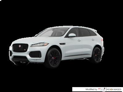 2018 Jaguar F-Pace FPACE