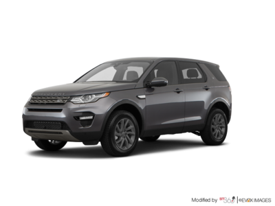 2018 Land Rover Discovery DISCOVERY