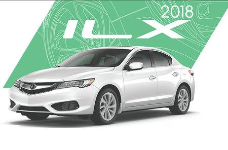 2018 ILX Promotion