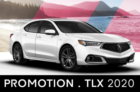 Promotion TLX 2020