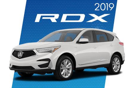 2019 RDX Promotion
