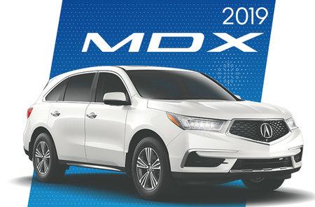 2019 MDX Promotion