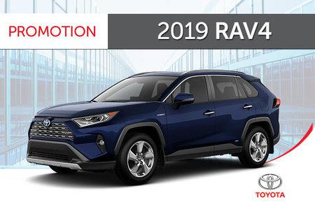 2019 RAV4 AWD