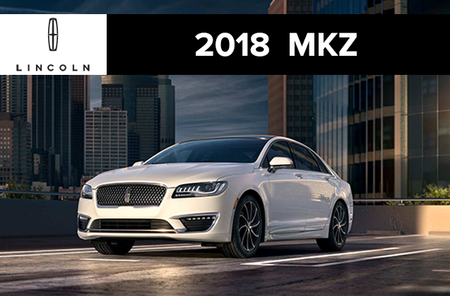 Lincoln 2018 MKZ