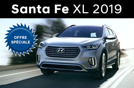 Santa Fe XL 2019 Essential à traction avant