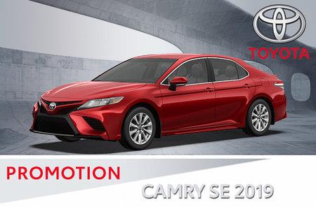 Camry SE 2019