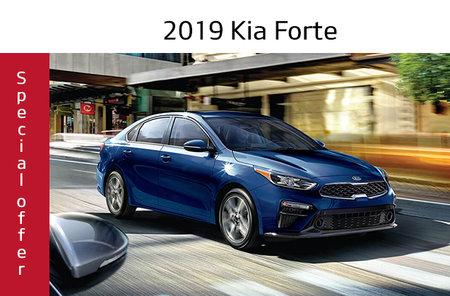 2019 Forte LX MT