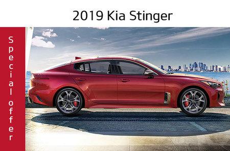 2019 Stinger GT Limited