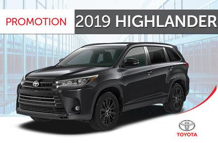 2019 Highlander Limited V6 AWD