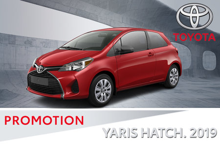 Yaris Hatchback 2019
