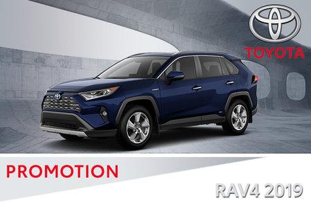 RAV4 AWD Trail / Limited 2019