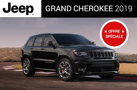 Jeep Grand Cherokee Summit 2019
