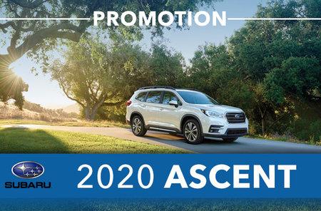 2020 Ascent