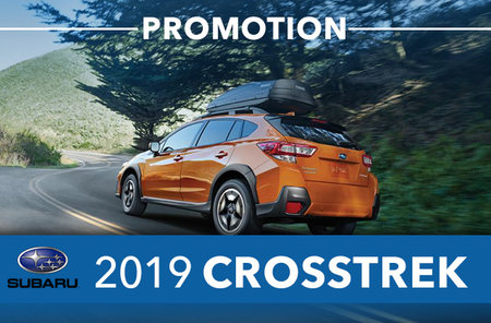 2019 Crosstrek