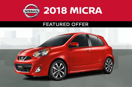 2018 Micra
