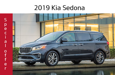 2019 Sedona SXL+