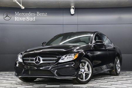 2016 Mercedes-Benz C-Class C300 4MATIC, ENSEMBLE SPORT