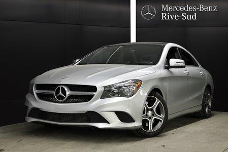 2015 Mercedes-Benz CLA-Class CLA250 4MATIC, NAVIGATION, TOIT PANORAMIQUE