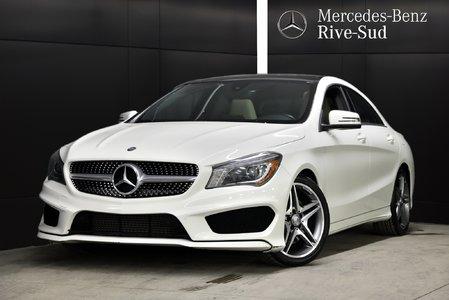 2015 Mercedes-Benz CLA250 CLA250 4MATIC, TOIT PANORAMIQUE, NAVIGATION